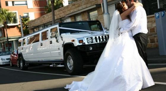 CT Wedding Hummer Limousine image