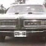 1968 Pontiac GTO Bonnie and Clyde TV Commercial