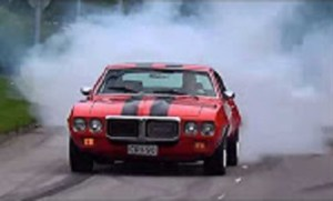 Firebird Burnout