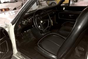 70 Plymouth Superbird Interior
