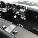 1970 Chevrolet Chevelle LS6 Int