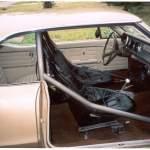 Chris's 1967 Oldsmobile 442 - Interior