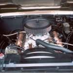 Chris's 1967 Oldsmobile 442 - Engine