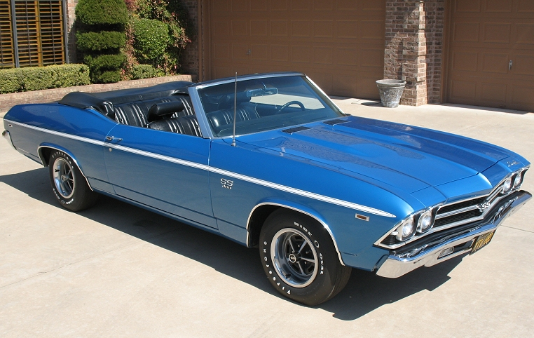 1969 Chevelle Ss 396 The 60 S Amp 70 S Incredible
