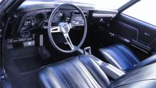 A 1969 Chevelle SS 396 With Black Bucket Seats