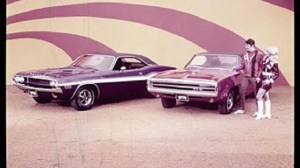 1970 Dodge Dealer Promo Challenger Charger