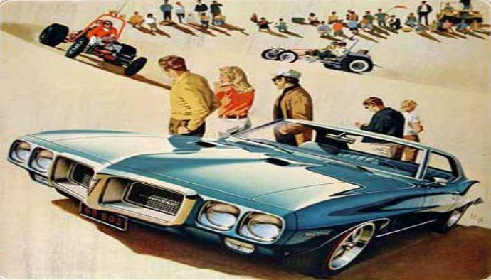 1969 Pontiac Firebird Ad