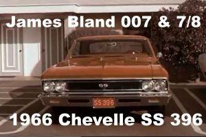1966 Chevrolet Chevelle ss 396 Film