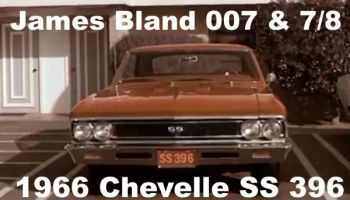 1969 Chevelle SS 396 - The 60's & 70's Incredible & Exciting