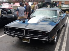 1968 Charger RT - Front