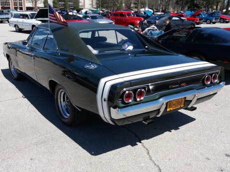 1968 Dodge Charger RT Green R