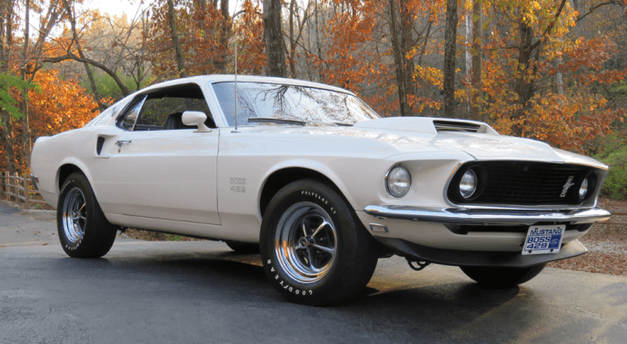 1969 FORD MUSTANG BOSS 429
