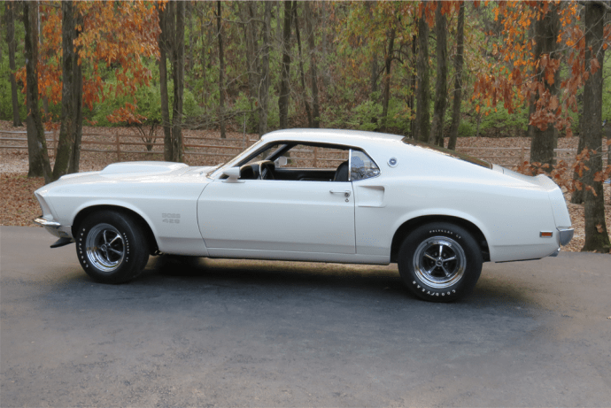 1969 FORD MUSTANG BOSS 429 SIDE 1