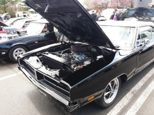1970 Charger RT Engine 1
