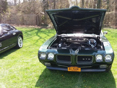 1970 GTO Front