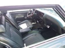 1970 GTO Interior