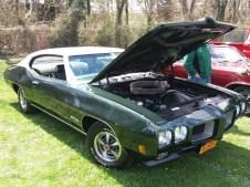 1970 GTO Side