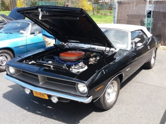 1970 Barracuda Hemi