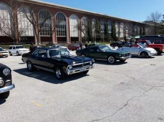 Belmont Car Show -6