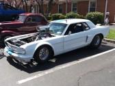 Mustang Race-Car