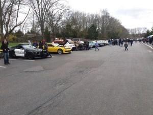 St Patrick Car -Show NY