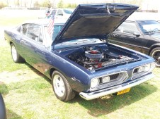 Plymouth Barracuda +