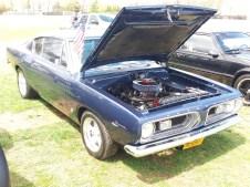 Plymouth Barracuda +