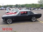 1965 Ford Mustang Custom Interior - Side