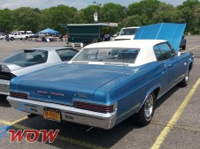 1966 Chevrolet Caprice - Rear