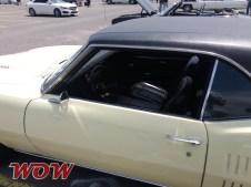 1968 Pontiac Firebird 400 side