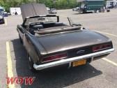 1969 Chevrolet Camaro Convertible 302 - Rear