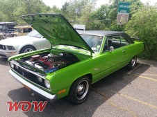 1971 Plymouth Valiant Scamp 1