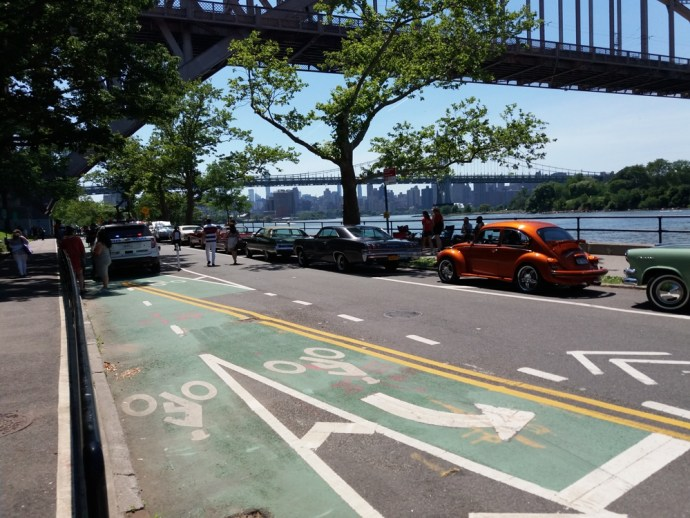 Father's Day Classic Car Show At Astoria Park NY The Strip