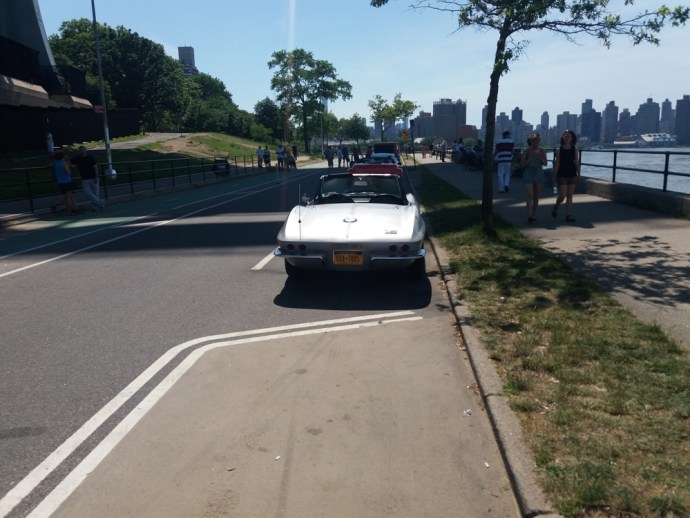 Father's Day Classic Car Show At Astoria Park Queens