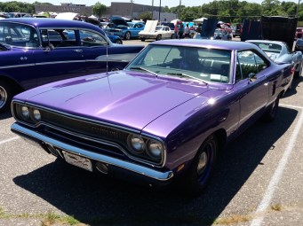1970 Plymouth Road Runner - Front