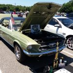 1966 Ford Mustang - Green