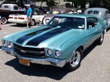 1970 Chevrolet Chevelle SS - Blue