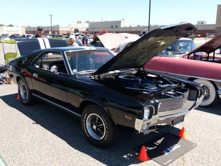 1969 AMC AMX - Black