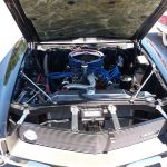 1969 AMC AMX Engine Bay