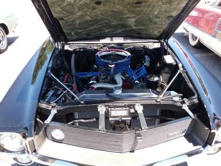 1969 AMC AMX Engine Bay