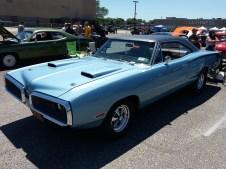 Left Side 1970 Dodge Super