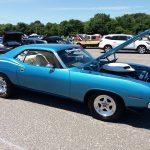 1970 Plymouth Cuda 440 Right