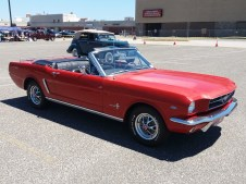 1967 Ford Mustang - Convertible