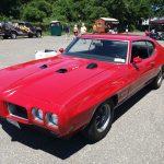 1970 Pontiac GTO Ram Air - Front