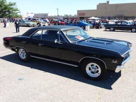 1967 Chevrolet Chevelle SS - Black