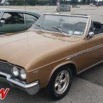 Gold 1965 Buick Skylark Convertible