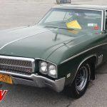 Green 1969 Buick Skylark