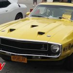 Yellow 1969 Shelby GT350 Front