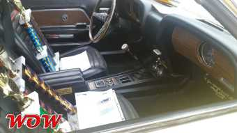 1969 Shelby GT350 Interior