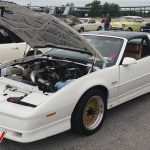 White 1989 Pontiac Trans Am Turbo Right